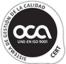 Certificado ISO 9001:2015 - Microcaya, S.L.